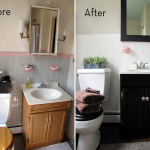 bathroom makeover manchester