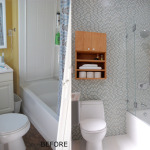 bathroom makeover in manchester